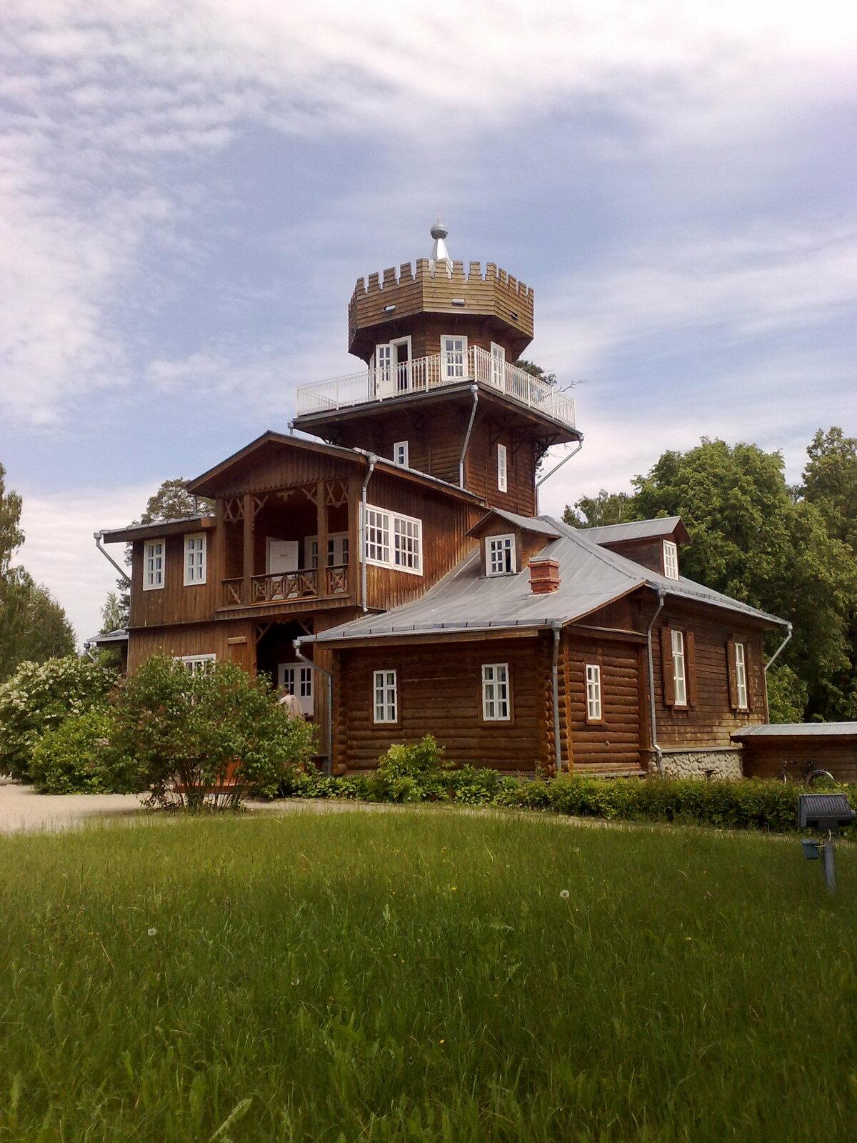 мезонин дом картинки своих названий плакун-трава