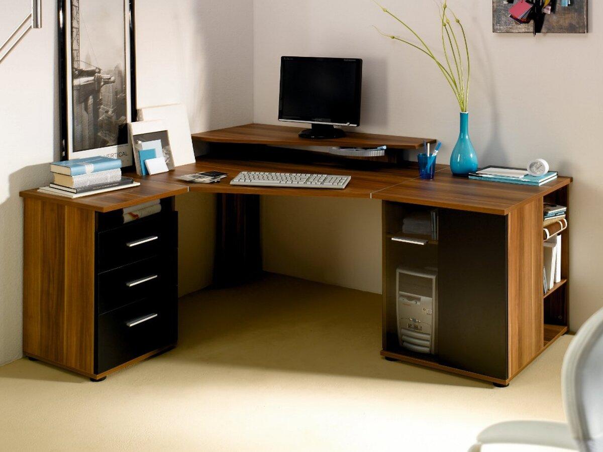 стол для компьютера угловой картинки