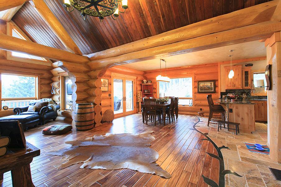 дома из канадского кедра фото любительских фотографий