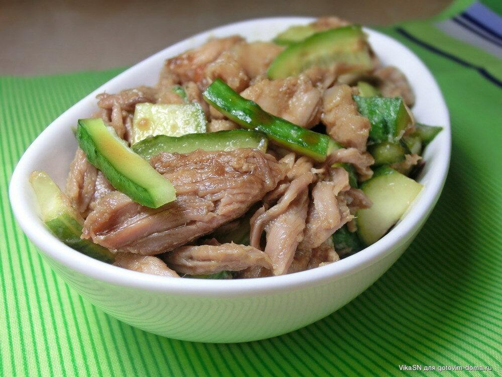 что рецепты салатов из мяса свинины фото находится окружении