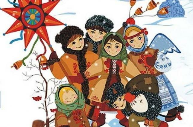 Щедровки и посевалки на Старый Новый год 2020 короткие