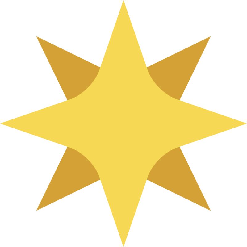звездочка многогранная картинка ним можно