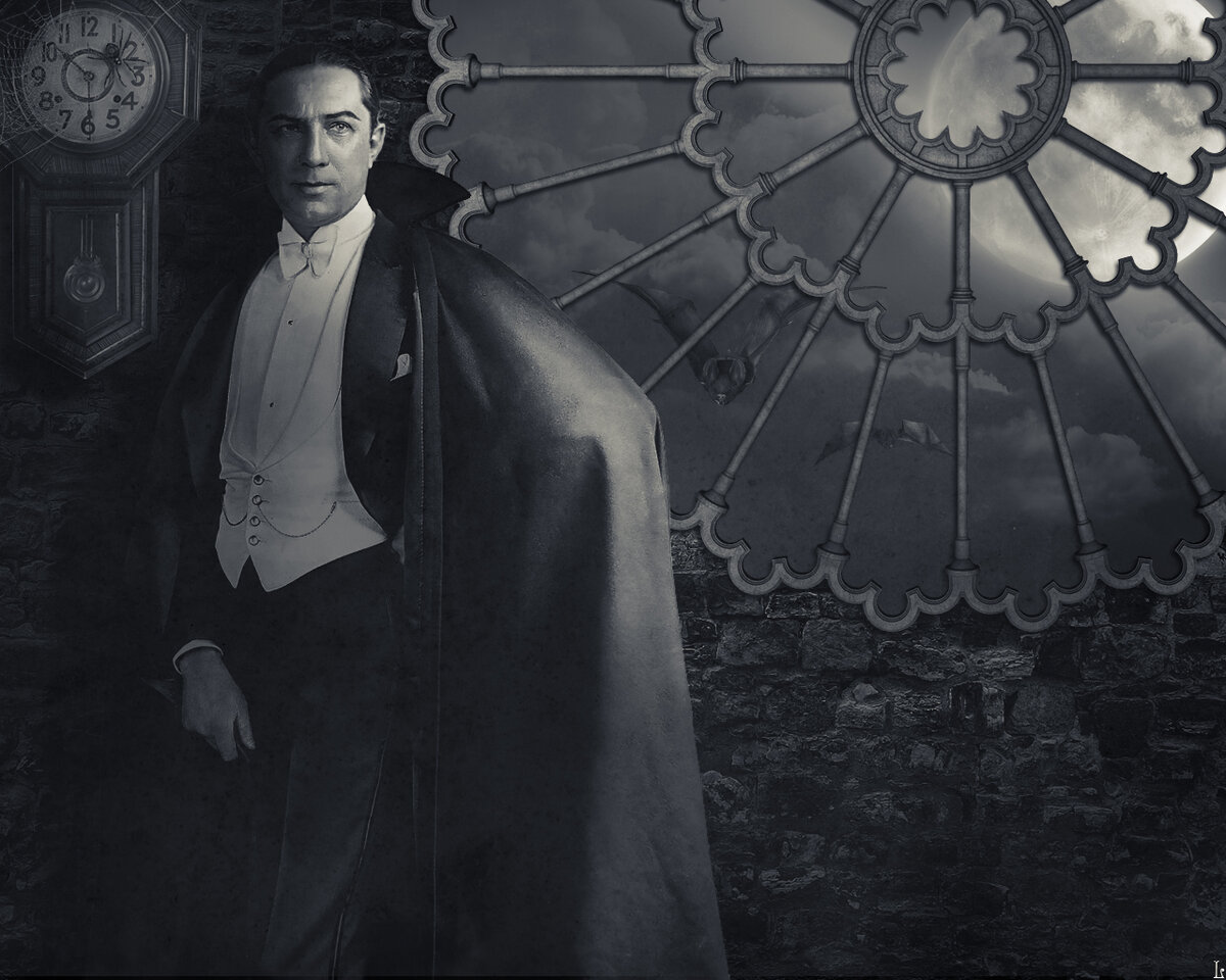 Вампир дракул картинки