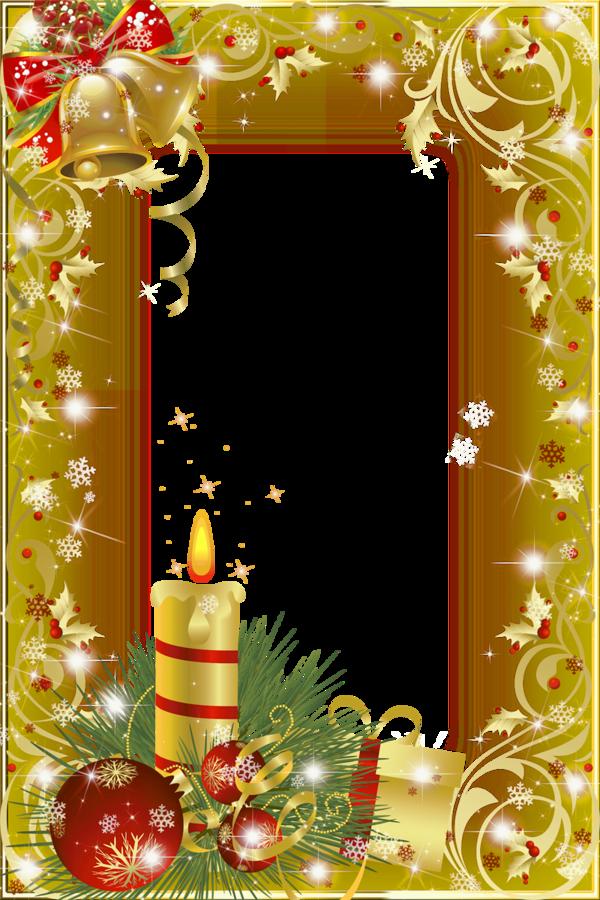 Оформления открытки с новым годом