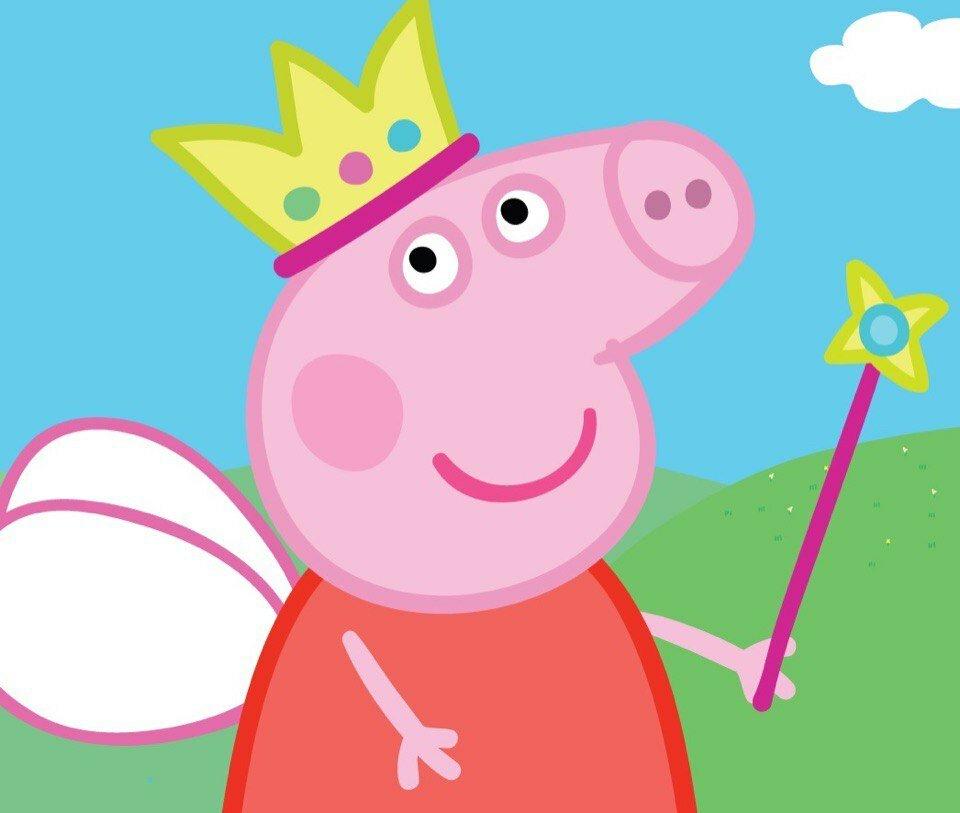 картинки свинка пеппа красивые фенольные