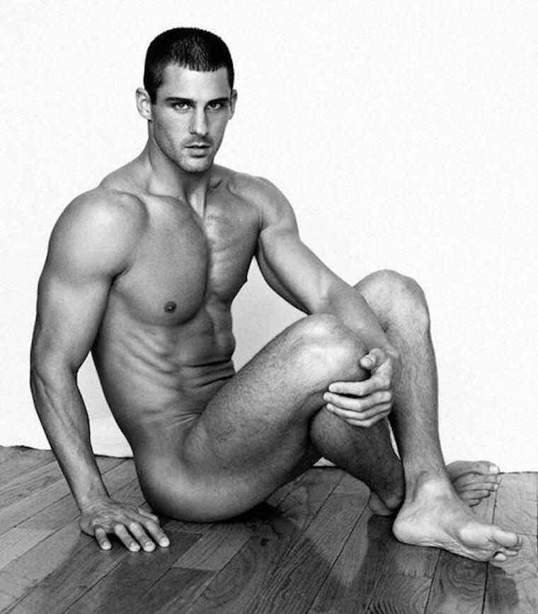 Hot air force men nude