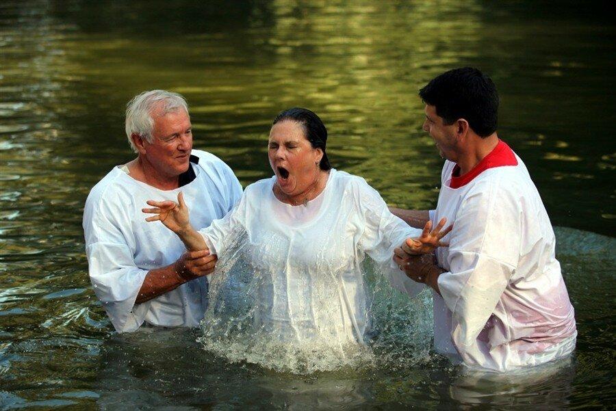 Картинки на водное крещение