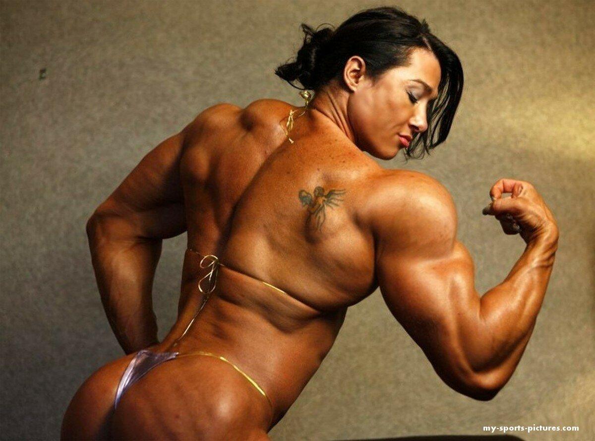Pictures of naked women bodybuilders
