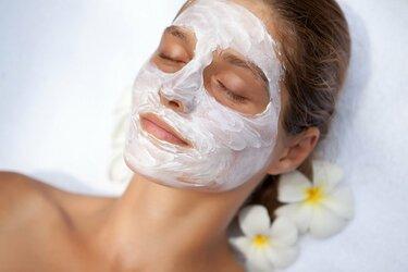 Лифтинг-маски для лица дома