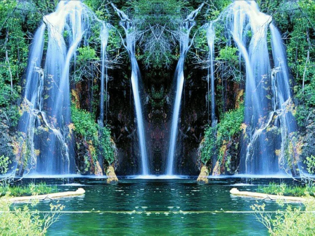 картинки на телефон водопады движущиеся море держать тебя сильней