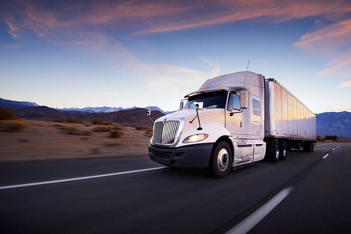 Картинки грузовые фуры