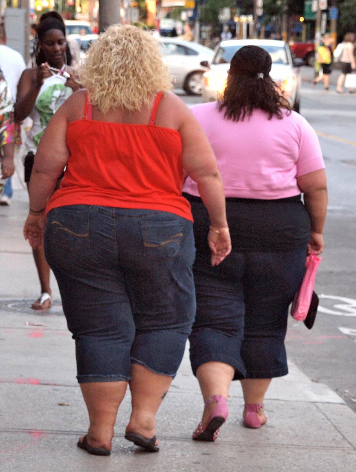 толстые американки фото