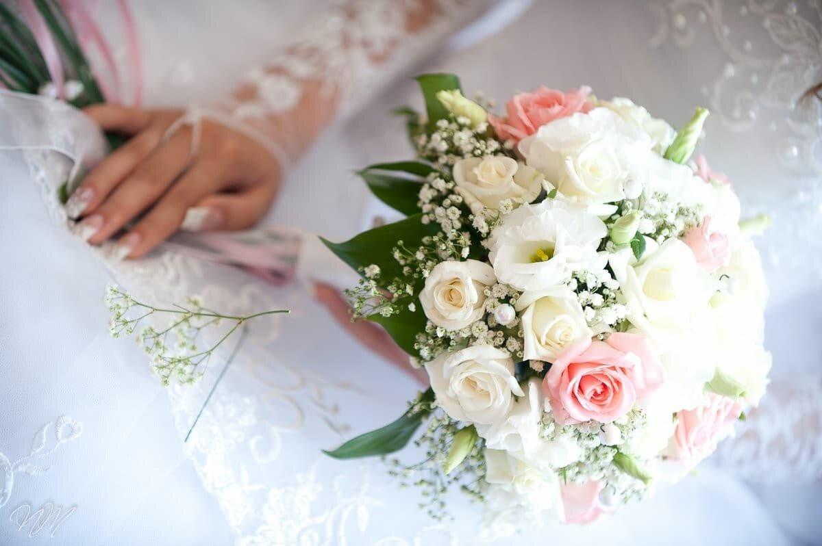 Выбор свадебный букет для невесты купить спб