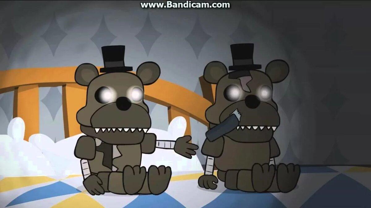 Картинки приколы мишки фредди