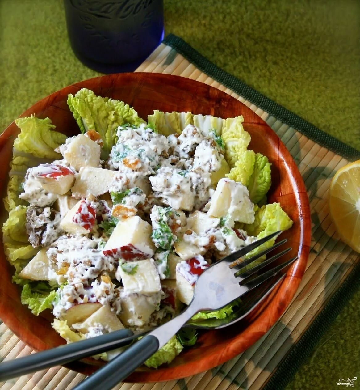 Рождественские салаты рецепты с фото гугл