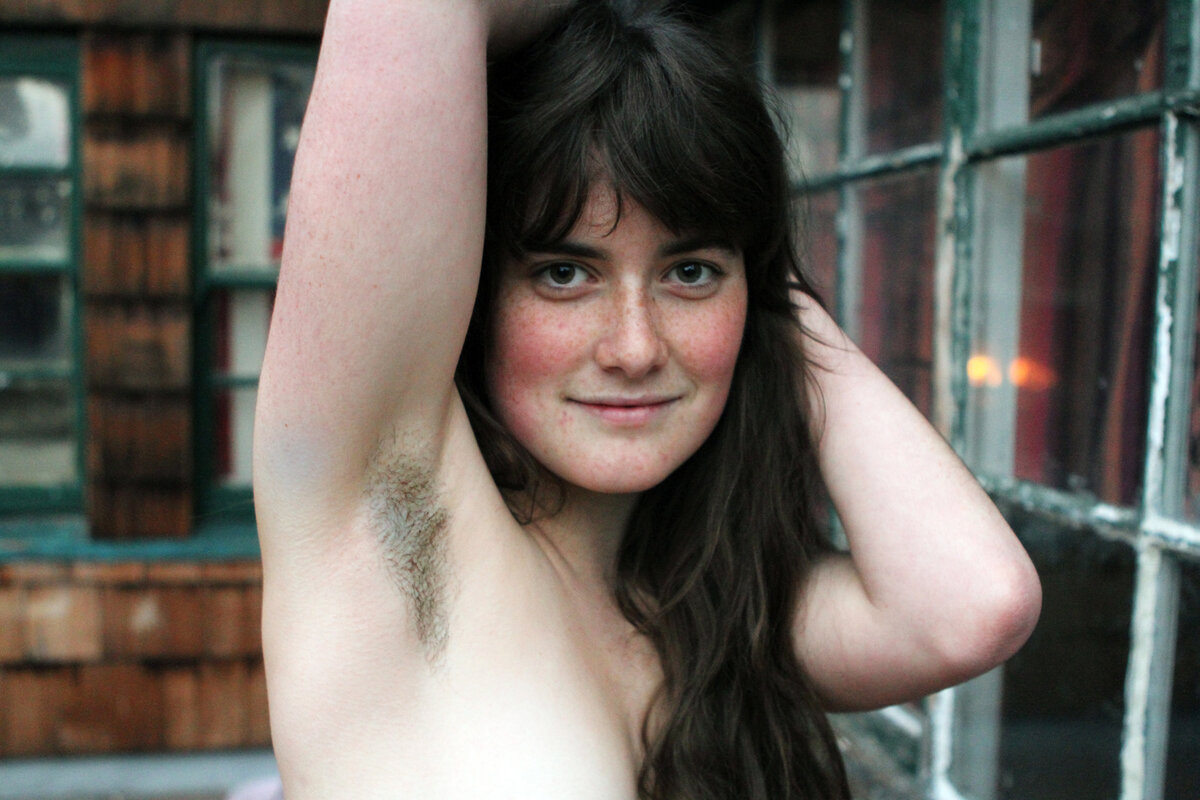Nude photos of women with hairy armpits, spank butt women