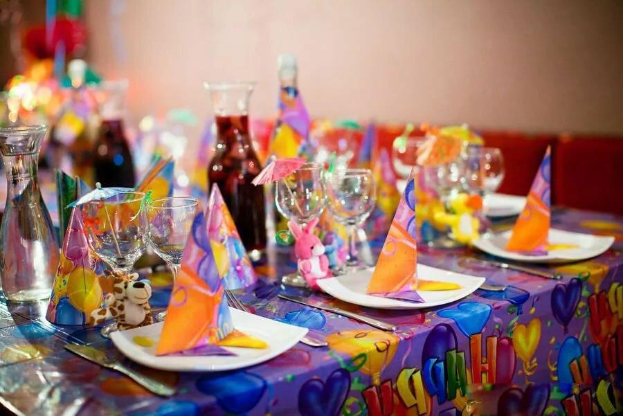 Днем, картинки праздничного стола на день рождения