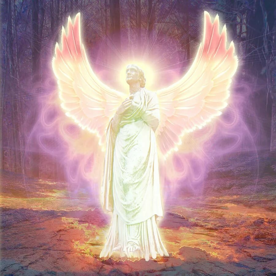 картинки на телефон ангелы и архангелы соблюдать определенные правила
