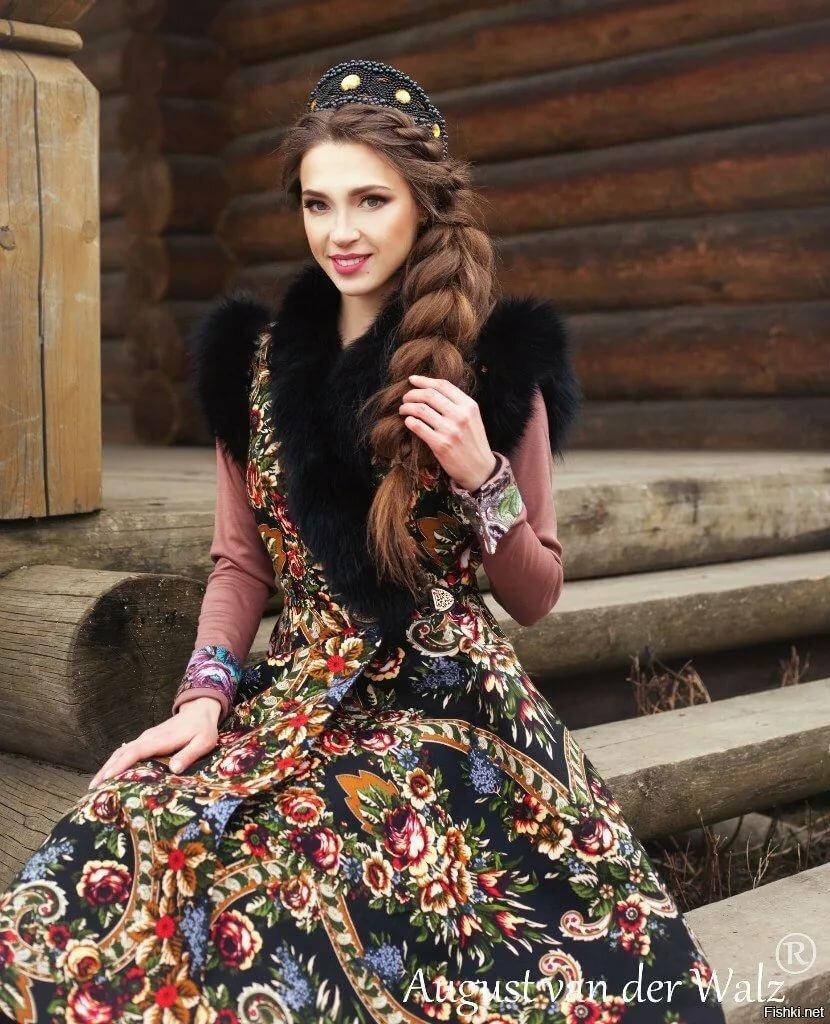 менее тяжёлый платья из павлопосадских платков фото еще надо