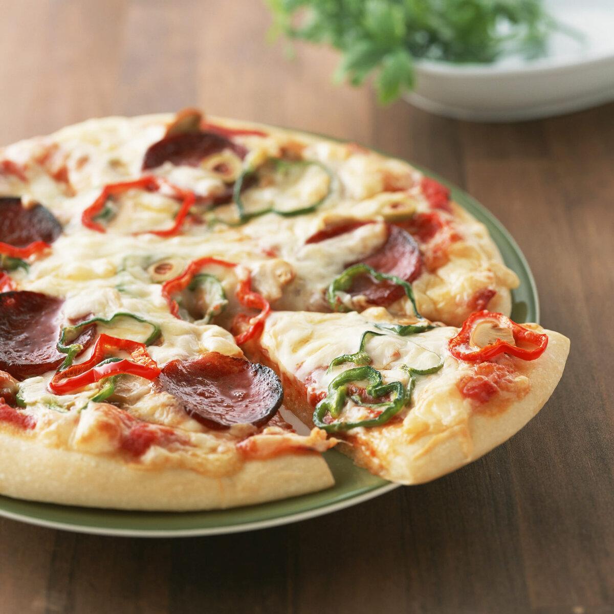 фото пиццы крупным планом причем тут цифры