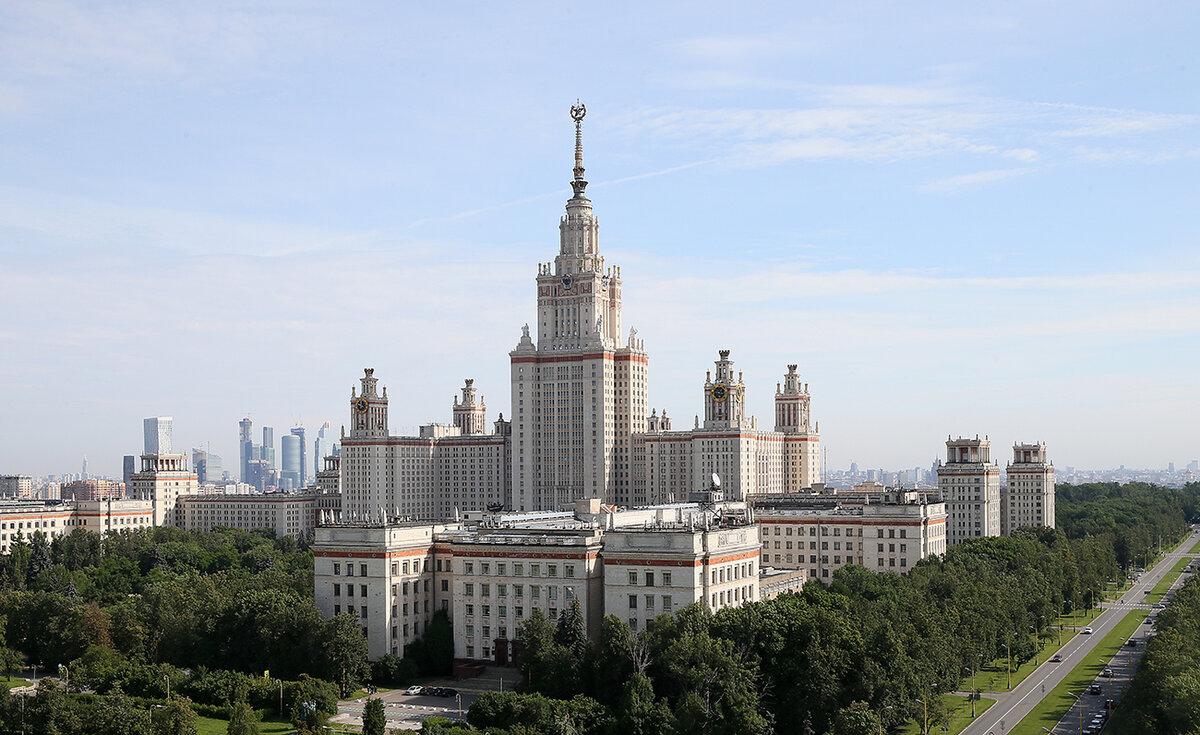 Картинки университет ломоносова в москве