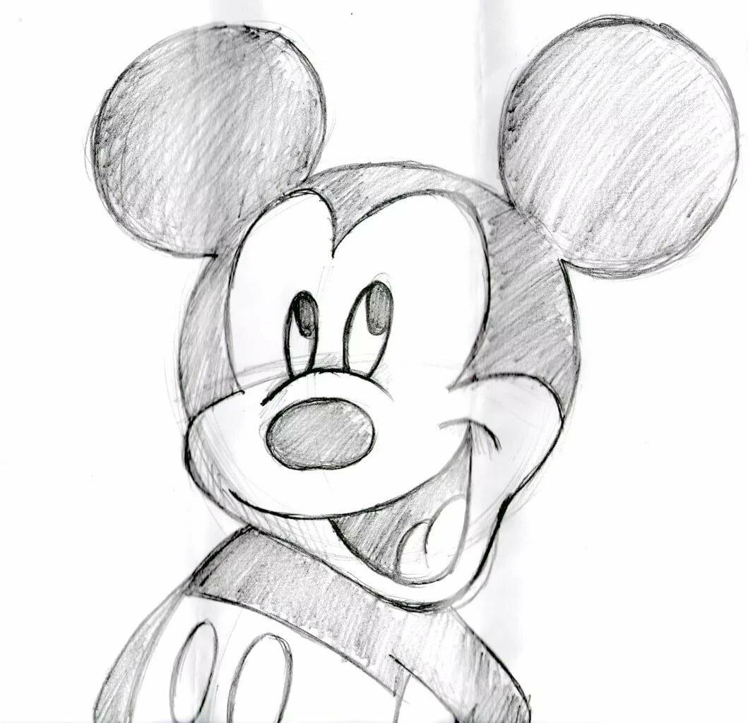 Крутые рисунки которые легко нарисовать