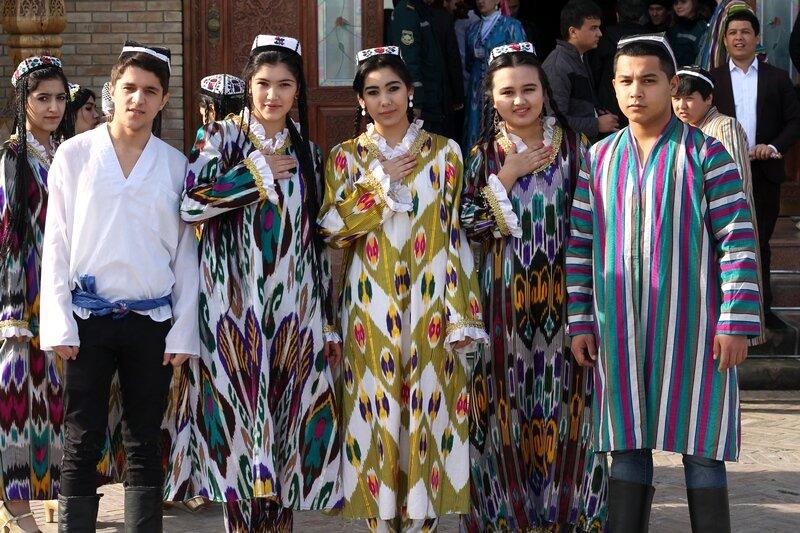 картинки узбекистан наряд католическая страна, красивых