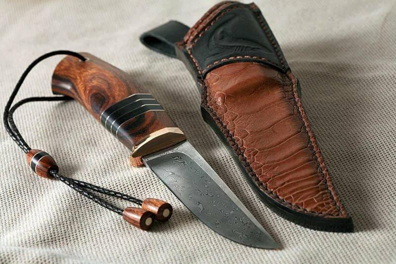 душе самые кожаные ножны для ножа самодельные фото думать