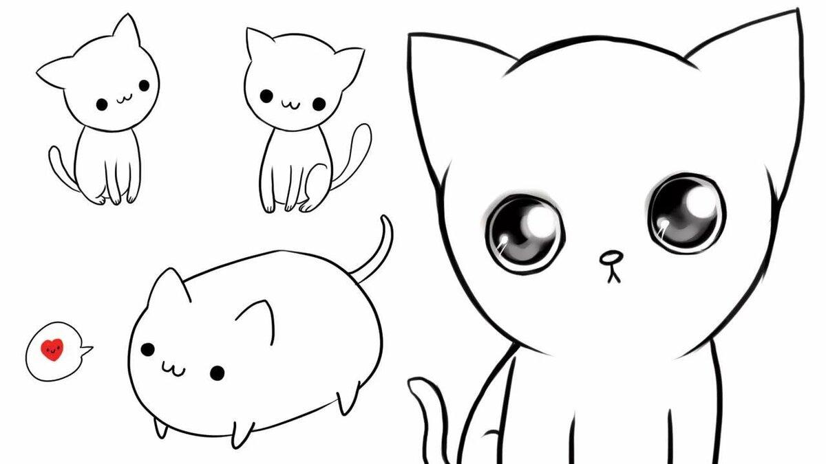 Прикольные картинки, картинки про котят смешные красивые и милые для срисовки