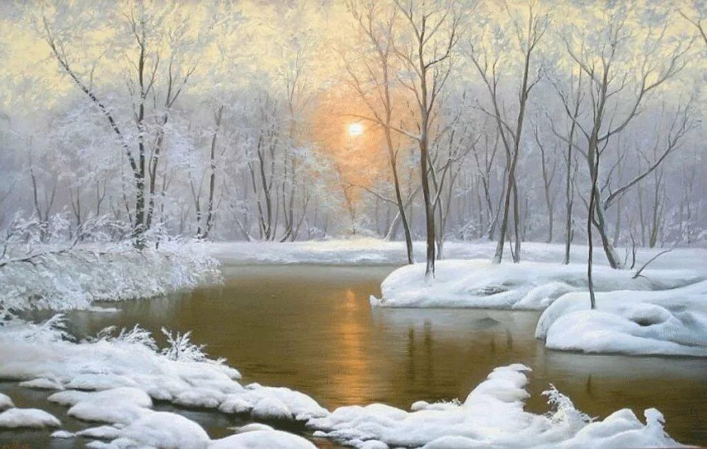 Анимация осенний, открытки на тему зима в апреле