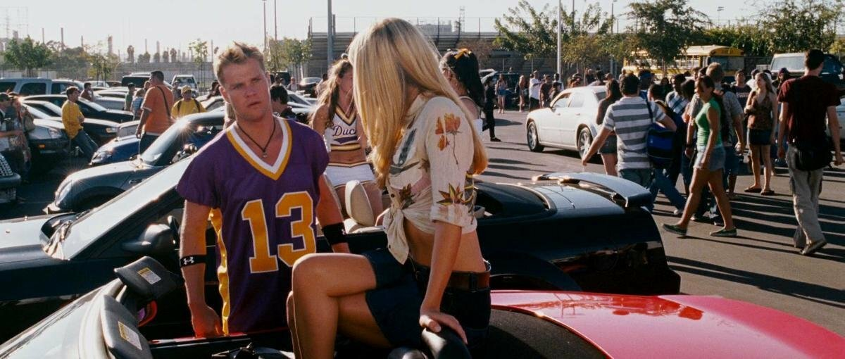 Blonde from tokyo drift naked — photo 15