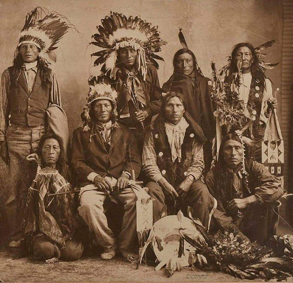 как фото племен индейцев америки мнению