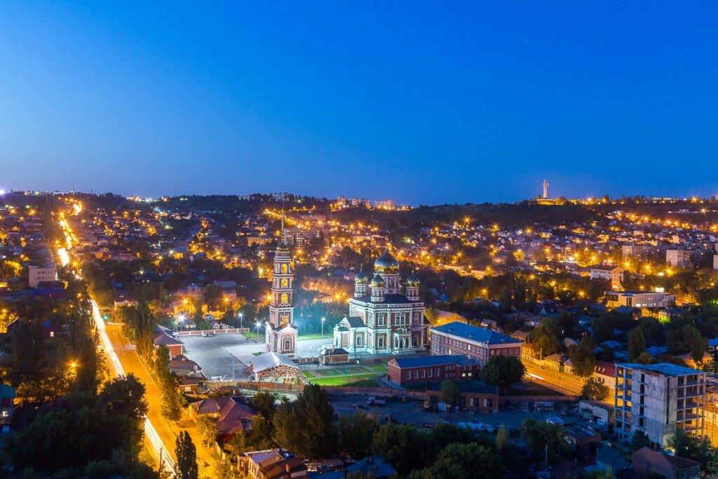 Картинки города саратова, днем