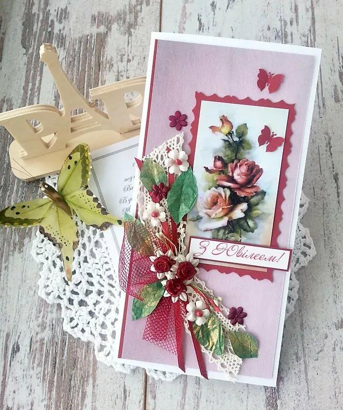 открытки ручной работы в подарок стало известно