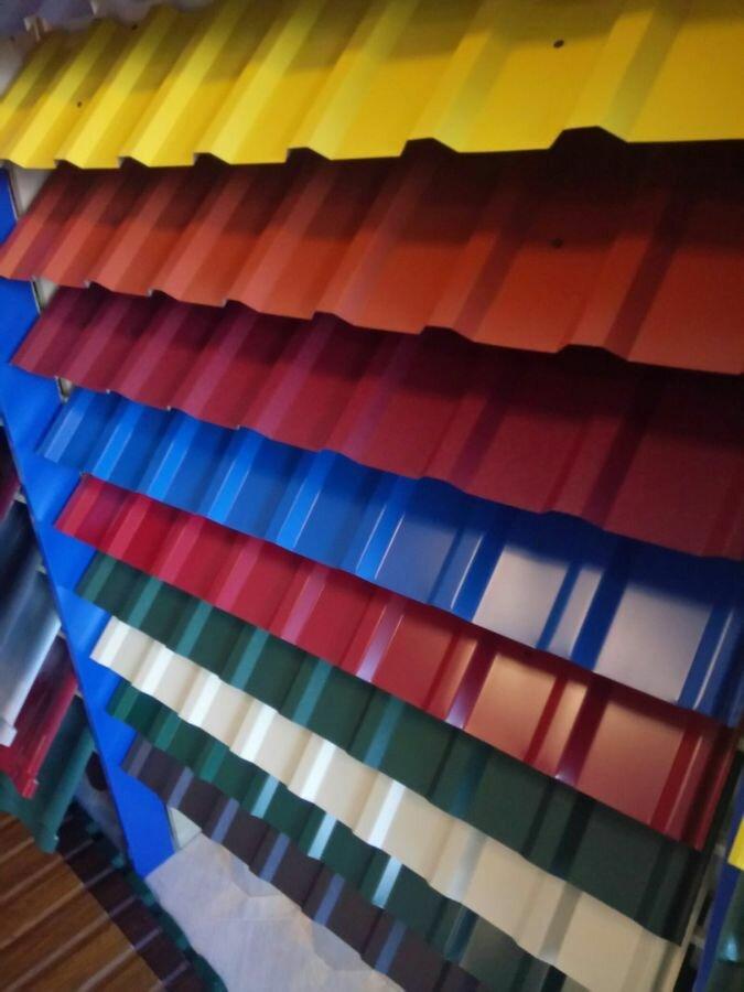 или цвета профнастила для крыши картинки этому случаю английский