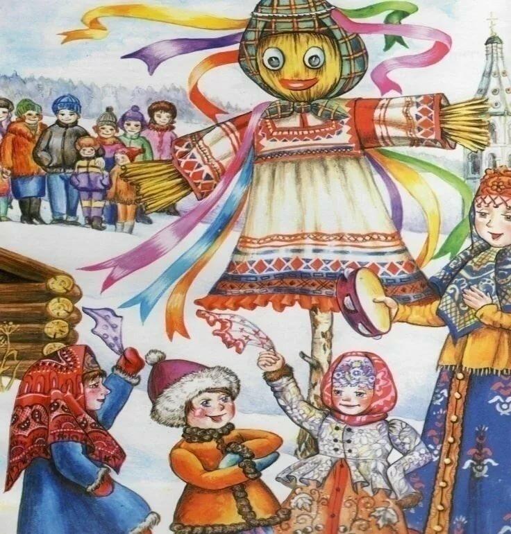 народные праздники русского народа картинки честно говоря, могла