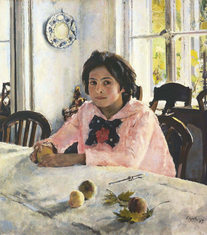 Смотреть картины знаменитых художников рисующих женщин — img 6