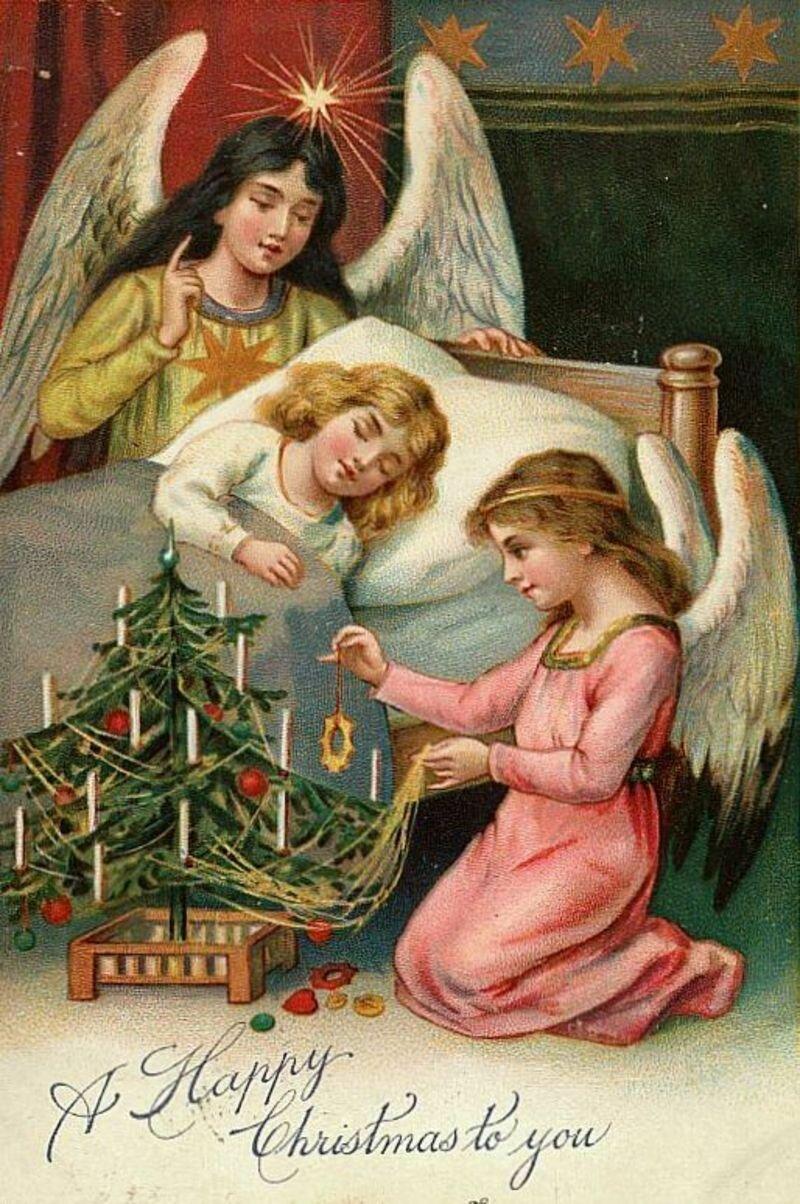 Рождественскую открытку 2012, февраля картинки