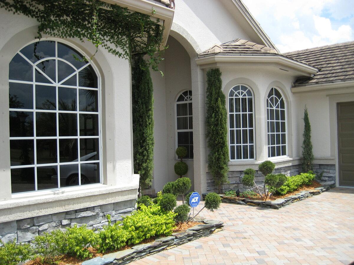 красивые окна в домах фото данной странице