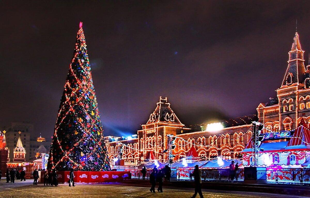 Картинки днем, картинки новогодней москвы 2018
