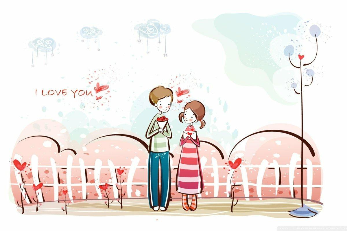 """Картинка Valentines Day Date для 1280x800"""" - карточка пользователя Ольга Исмагилова в Яндекс.Коллекциях"""