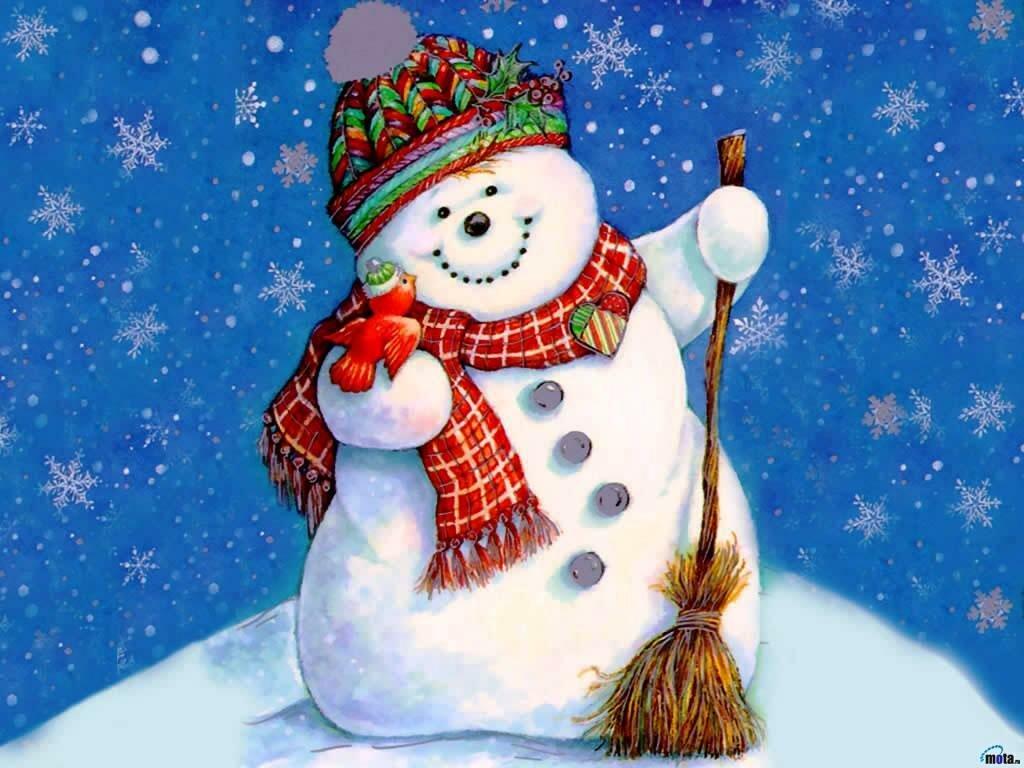 Открытка снеговик картинки, марта женщинам коллегам