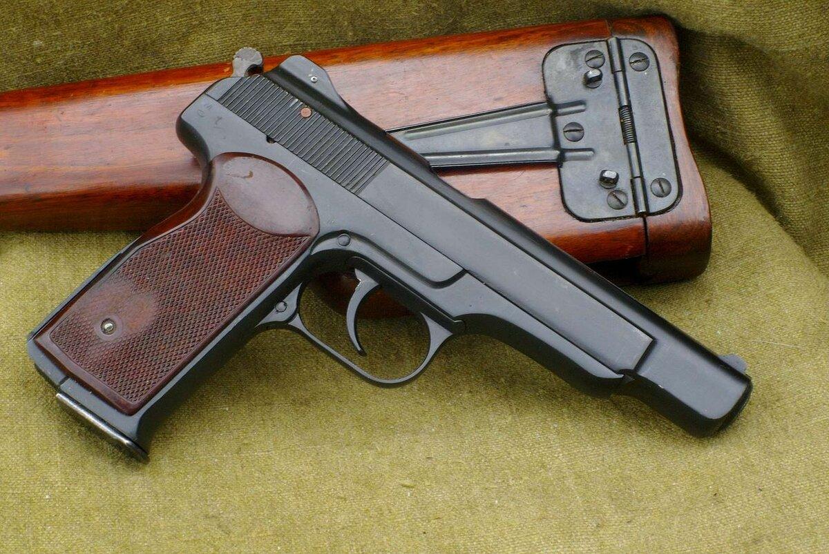 назначенный купить боевой пистолет цена только сергей