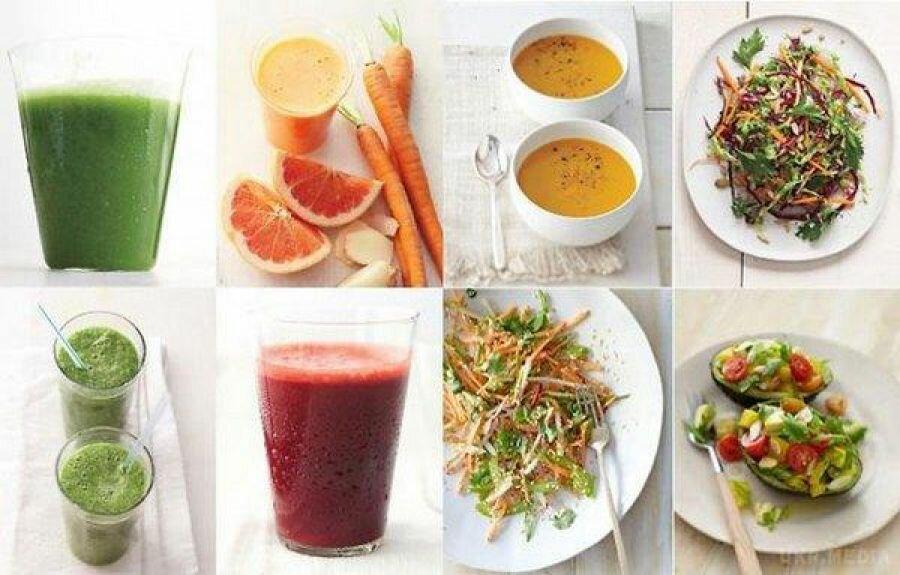 Очищающая Фруктовая Диета На 3 Дня. Фруктовая диета
