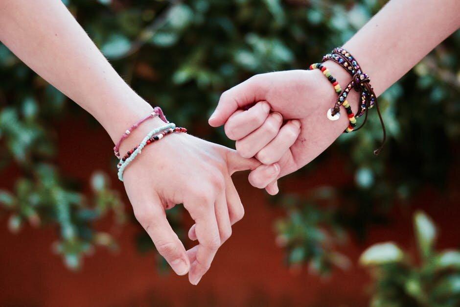 Картинки про дружбу с надписями девочек, для любимых видео