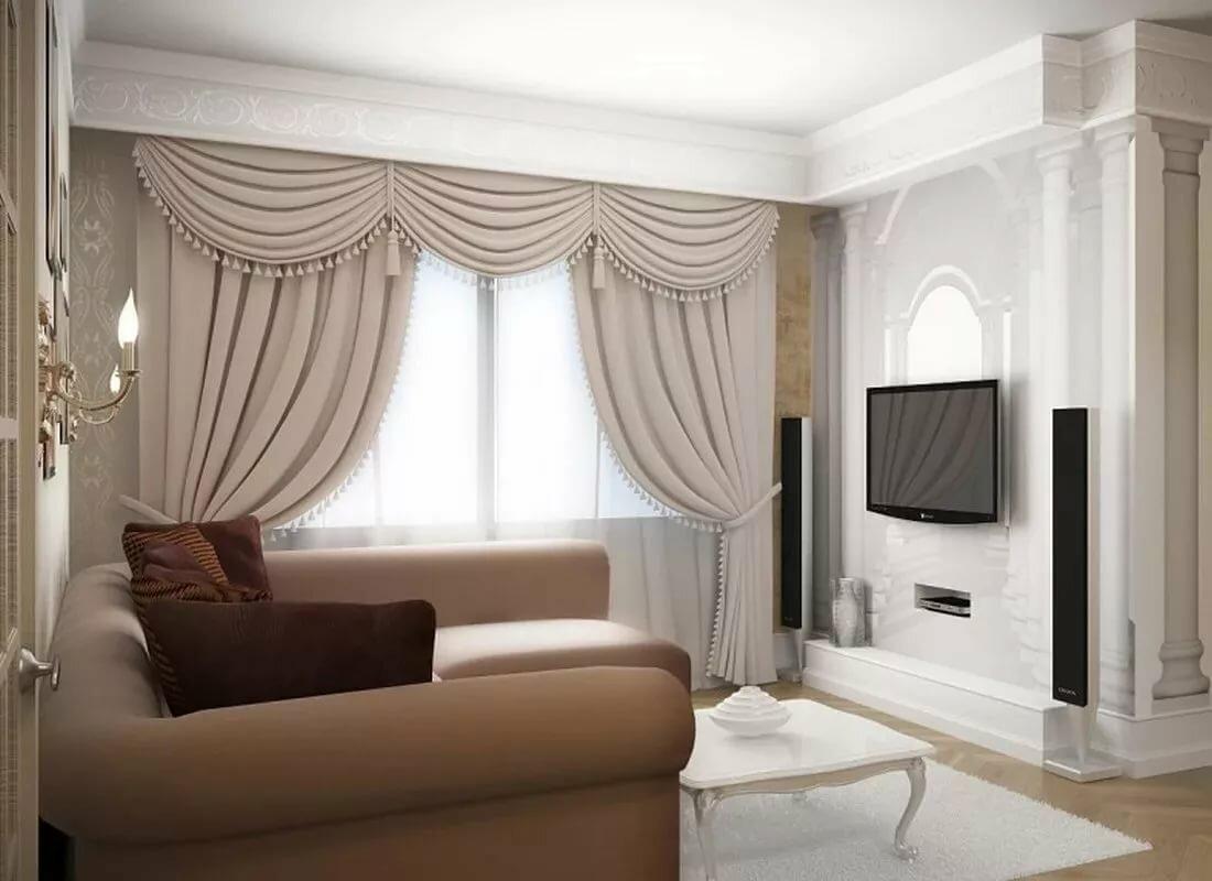 раньше было классические шторы для гостиной как выбрать фото без обязательств