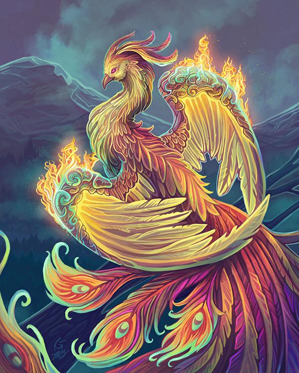 открытки картинки царь птица может быть одиночное