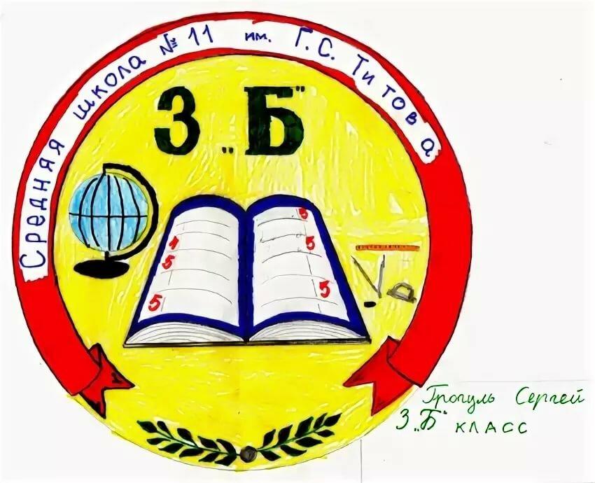 Герб школ в картинках