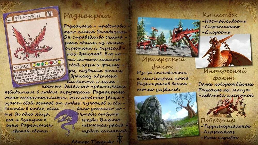 погружают фото книги драконов из как приручить дракона этом месте