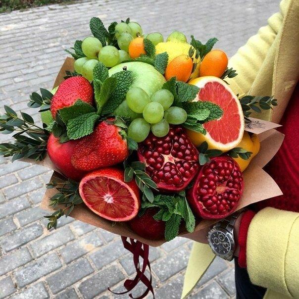 Букетов, доставка фруктовых букетов домодедово